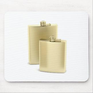 Tapis De Souris Deux flacons d'or de hanche