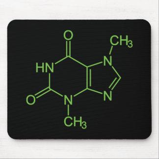Tapis De Souris Diagramme de produit chimique de molécule de