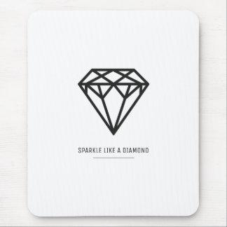 Tapis De Souris Diamant