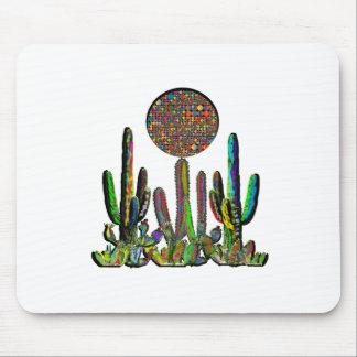 Tapis De Souris Disco de désert