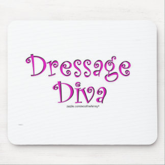 Tapis De Souris Diva de dressage