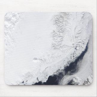 Tapis De Souris Divers types de glace de mer