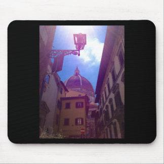Tapis De Souris Dôme de Brunelleschi à Florence, Italie