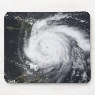 Tapis De Souris Doyen d'ouragan dans l'Océan atlantique et la