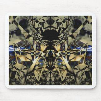 Tapis De Souris Dragon abstrait
