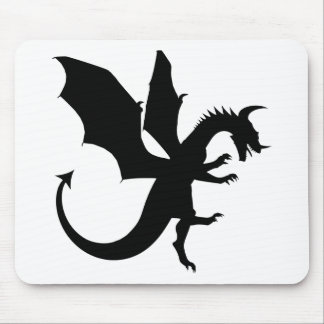 Tapis De Souris Dragon féroce