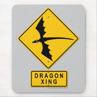 Tapis De Souris Dragon XING