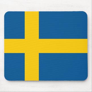 Tapis De Souris Drapeau de la Suède