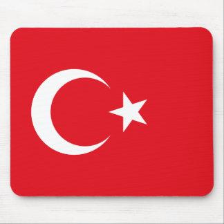 Tapis De Souris Drapeau de la Turquie