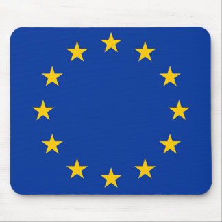 Tapis De Souris Drapeau de l'Europe, drapeau européen