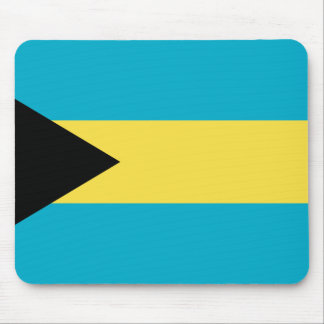 Tapis De Souris Drapeau des Bahamas