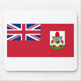 Tapis De Souris Drapeau des Bermudes
