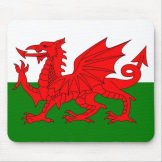 Tapis De Souris Drapeau du Pays de Galles
