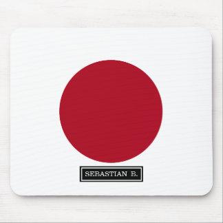 Tapis De Souris Drapeau japonais