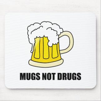 Tapis De Souris Drogues de tasses pas