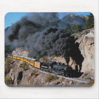 Tapis De Souris Durango et chemin de fer de Silverton, no. 481,