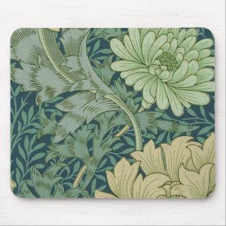 Tapis De Souris Échantillon de motif de papier peint avec le