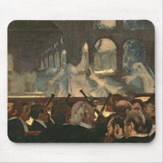 Tapis De Souris Edgar Degas   la scène de ballet, l'opéra de