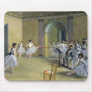Tapis De Souris Edgar Degas   le foyer de danse