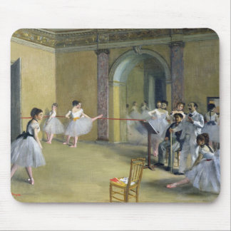 Tapis De Souris Edgar Degas   le foyer de danse à l'opéra