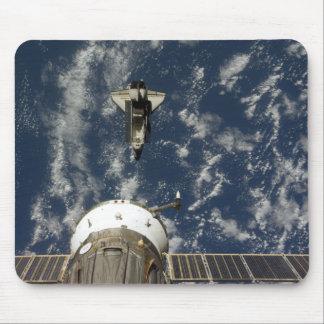 Tapis De Souris Effort de navette spatiale et un vaisseau spatial