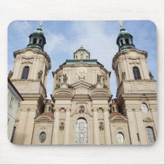 Tapis De Souris Église de photo de souvenir de Nicholas Prague de