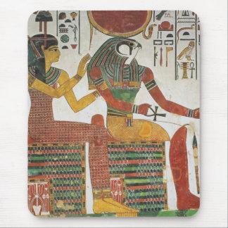 Tapis De Souris Egyptien antique Horus
