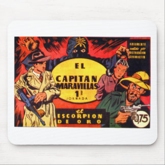 Tapis De Souris EL Capitan Maravellas