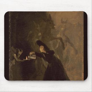 Tapis De Souris EL Hechizado de Francisco Jose de Goya y Lucientes