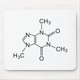 Tapis De Souris élément de chimie de café de formule chimique de
