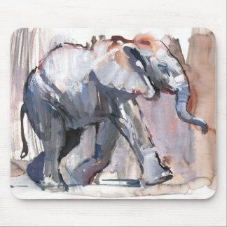 Tapis De Souris Éléphant 2012 de bébé