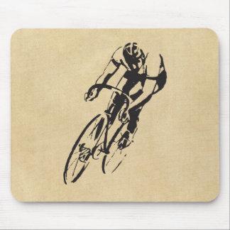 Tapis De Souris Emballage de bicyclette