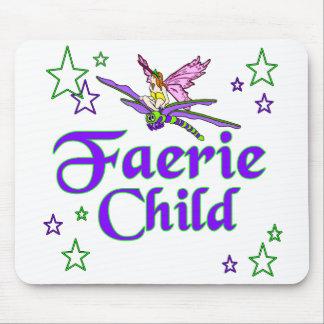 Tapis De Souris Enfant Mousepad de féerie