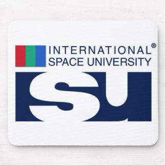 Tapis De Souris Équipe ISU sur Mars Mousepad