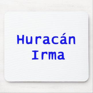 Tapis De Souris Espanol Huracan Irma Mousepad