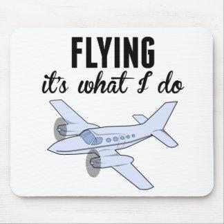 Tapis De Souris Est le piloter ce que je fais
