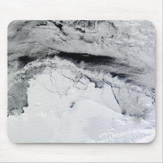 Tapis De Souris Étagère de glace de Shackleton, Antarctique