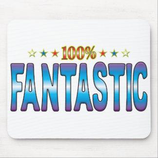 Tapis De Souris Étiquette fantastique v2 d'étoile