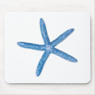 Tapis De Souris Étoiles de mer bleues