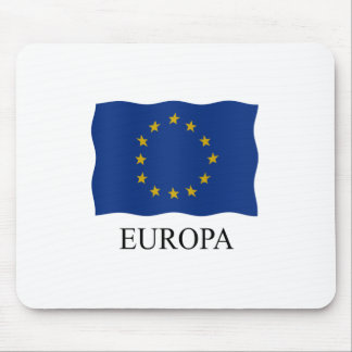 Tapis De Souris European flag Europe