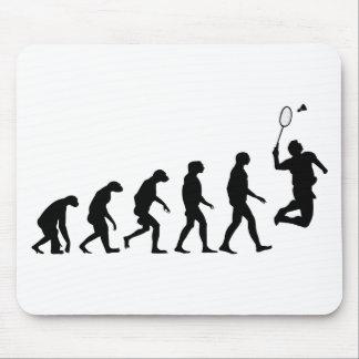 Tapis De Souris Évolution de badminton