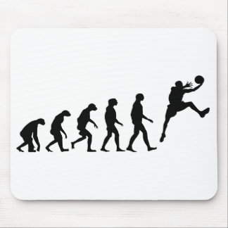 Tapis De Souris Évolution de basket-ball