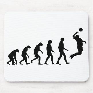 Tapis De Souris Évolution de volleyball