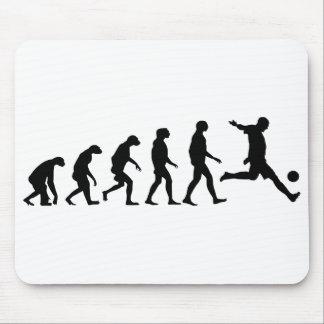 Tapis De Souris Évolution du football