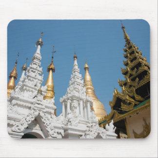 Tapis De Souris Extérieur de pagoda de Shwedagon