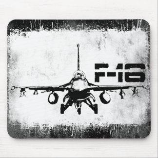 Tapis De Souris F-16 faucon de combat Mousepad