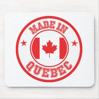Tapis De Souris Fabriqué au Québec