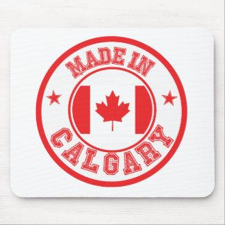 Tapis De Souris Fait à Calgary