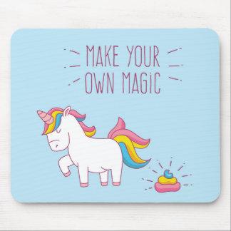 Tapis De Souris Faites votre propre dunette magique Mousepad de