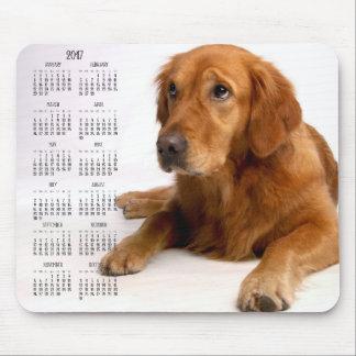 Tapis de souris faits sur commande du calendrier